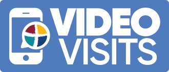 Virtual Visits Button